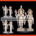 2 Feet Shiv Parvati Statue