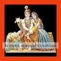 3 Feet Radha Krishna Statues