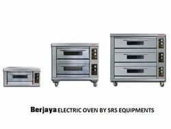 Double Deck Oven Gas/Electric