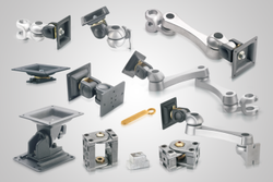 DARSHANA MACHINE LCD WALL MOUNTS LCD CLAMPS, For Monitor, Lcd Stands, Model Name/Number: DFWM1-350-DC115