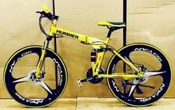 Golden Hummer Foldable Cycle