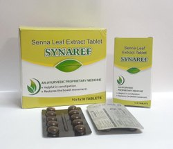 Herbal Senna Leaf Exract Tablet