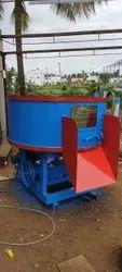 Pan Mixer Machine 500 Kg