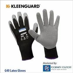 Kleenguard Safety G40 Latex Gloves