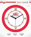 Promotional Wall Clock, Size: 7