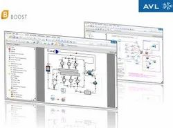 AVL Boost - 1D Engine Simulation Software
