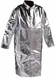 Aluminized fabric Aluminum Surgeon Style Apron