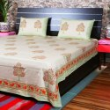 Pillow Covers Jaipuri Bedsheets