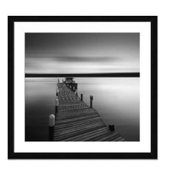 Black Gallery Moulding Photo Frame, Size: 10x12 Inch
