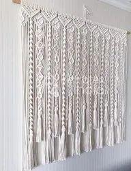 Dashing Macrame Curtain