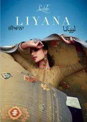 Levisha Liyana Pashmina Winter Salwar Suits Catalog Collection