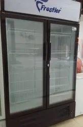 Frostier Vertical Display Freezer Visi Cooler Fsc700 Ltr