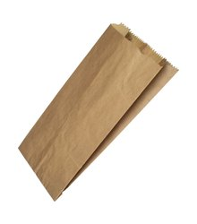 Grocery Brown Recycle Paper Bag (Bottom V Shape - Regular Use)