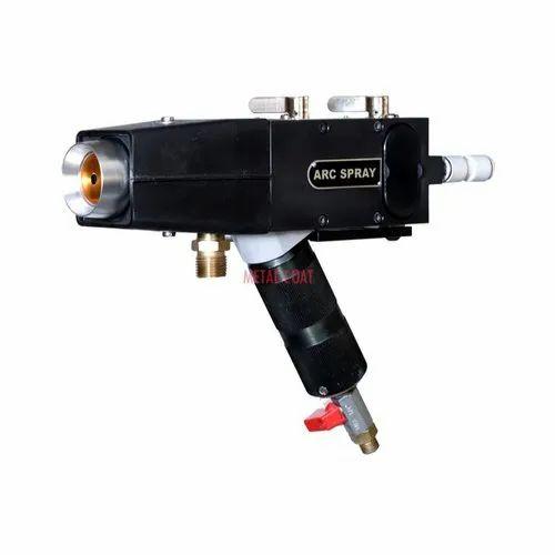 Air Drive Arc Spray Gun