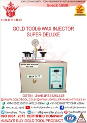 Gold Tool Wax Injector Machine
