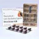 Doxycycline And Lactic Acid Bacillus Capsules