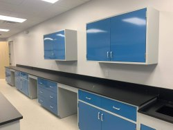 Lab Furniture Manufacture