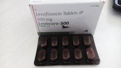Levocare 500mg Tablet