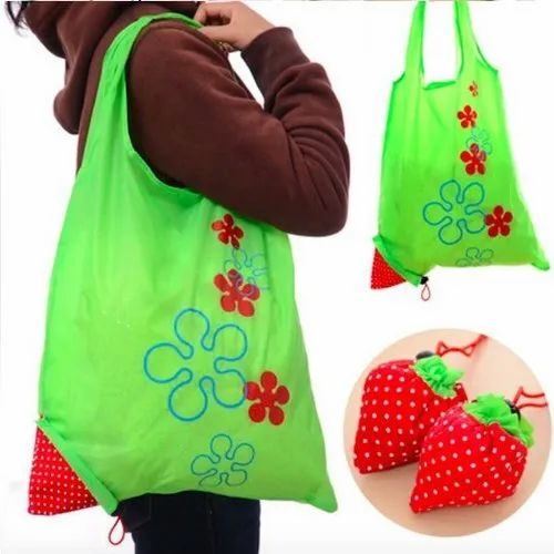 Nylon Reusable Strawberry Bags(Pack Of 2)