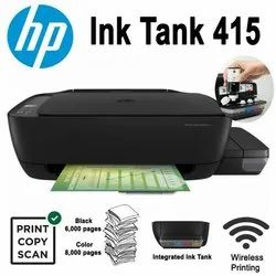 Inkjet HP Ink Tank Wireless 415, For Home And Office