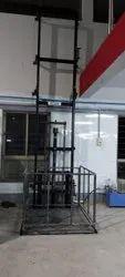 Hydraulic Wall Mounted Lift