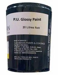 PU Glossy Paint