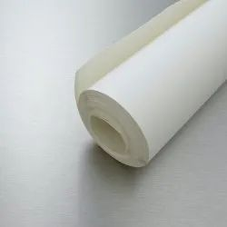 Plain White Dining Paper Roll, GSM: 60 GSM to 80 GSM