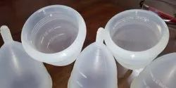 Made in India, Medical Grade Silicone Menstrual Cup
