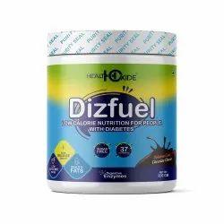HealthOxideDizfuel(200g, Chocolate Flavor)