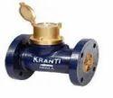 Kranti Cold Water Meter Flanged