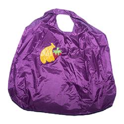 Rexine ( Umbrella Material ) Purple Vegetable Shopping Bag, Size/Dimension: 40 X 15 X 25 Cm, Capacity: 2.5 Kg