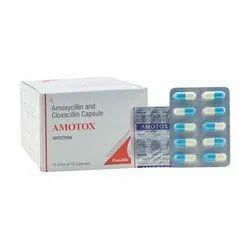 Cloxacillin Capsule