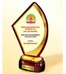 WM 9855 Award Trophy