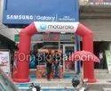 U Shape Inflatable Arch