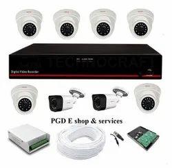 Surveillance Cctv Camera Installation And Maintenance Services