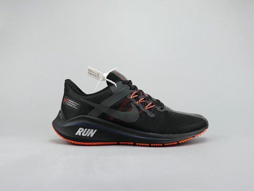 Men's Athletic running shoes NIKE ZOOM STRUCTURE 15 in black orange, नाइक  रनिंग के जूते - Navshakti Fashion, Surat | ID: 22793314773