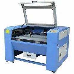 Rotary Lifted Flat Laser Cutting Machine
