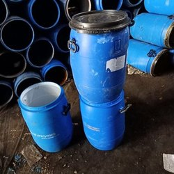 50 L Cylindrical Plastic Drum