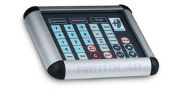 Access Control Membrane Keypad
