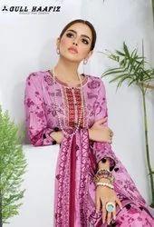 Gull Haafiz Exclusive Cotton Karachi Printed Suits Catalog
