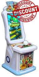 Subway Parkour Arcade Game Machine - 32