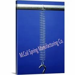 M.coil Spring Extended Tension Spring, Packaging Type: Box, for Industrial