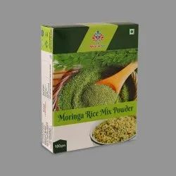 Moringa Rice Mix Powder, Packaging Size: 100g, Packaging Type: Pouch