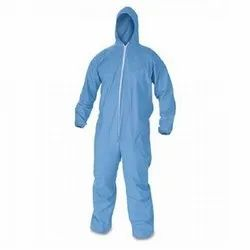 Navy Blue Sterile Coveralls