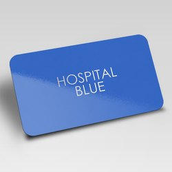 Hospital Patient Card