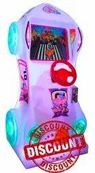 Bear Racer Arcade Game Machine