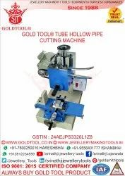 Gold Tool Tube Hollow Bangle Cutting Machine