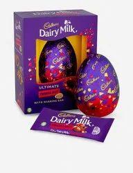 Rectangular Cadbury Dairy Milk Fruit And Nut Chocolate