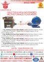 Gold Tool Silver Melting Machine Air And Gas Powered Gold & Silver Melting Furnace