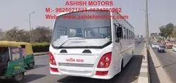 Funeral Bus Modification